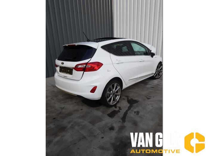 Ford Fiesta 2018  XWJB 4