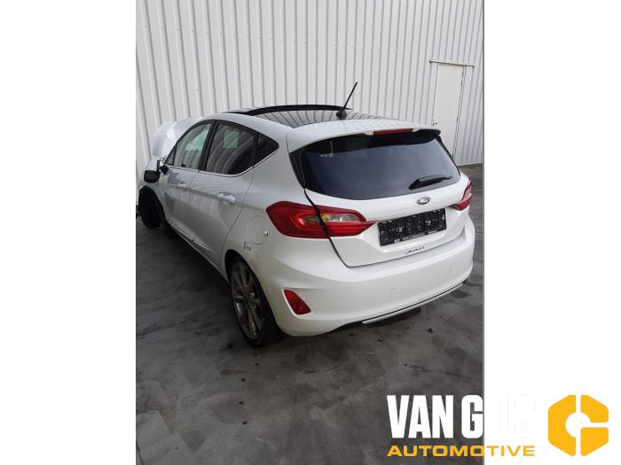 Ford Fiesta 2018  XWJB 3