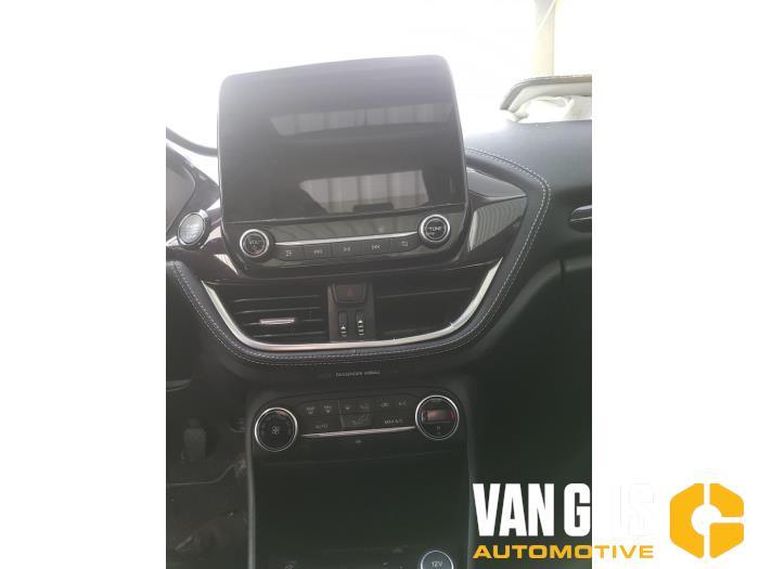 Ford Fiesta 2018  XWJB 15