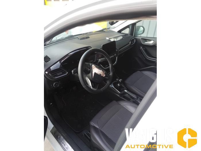Ford Fiesta 2018  XWJB 11