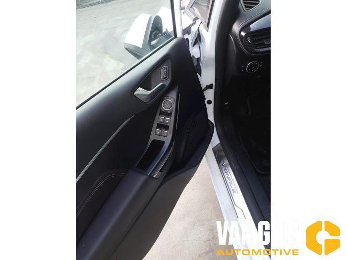 Ford Fiesta 2018  XWJB 12