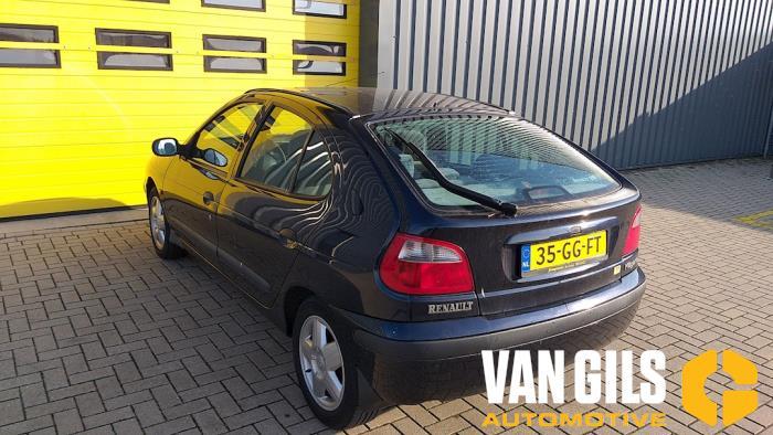Renault Megane 2000  K4MB7 12