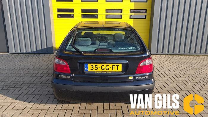 Renault Megane 2000  K4MB7 11