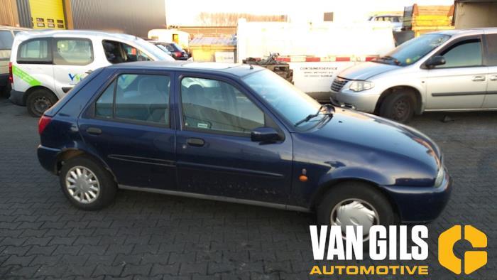 Ford Fiesta 1996  DHA 11