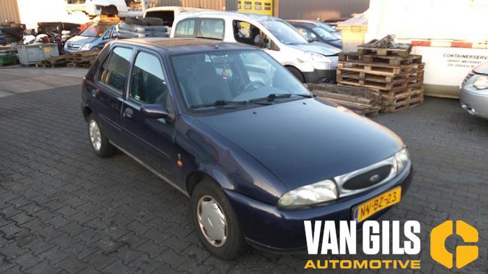Ford Fiesta 1996  DHA 10