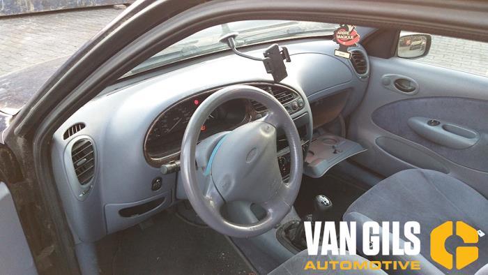 Ford Fiesta 1996  DHA 3