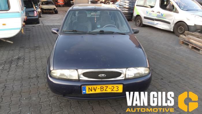 Ford Fiesta 1996  DHA 9
