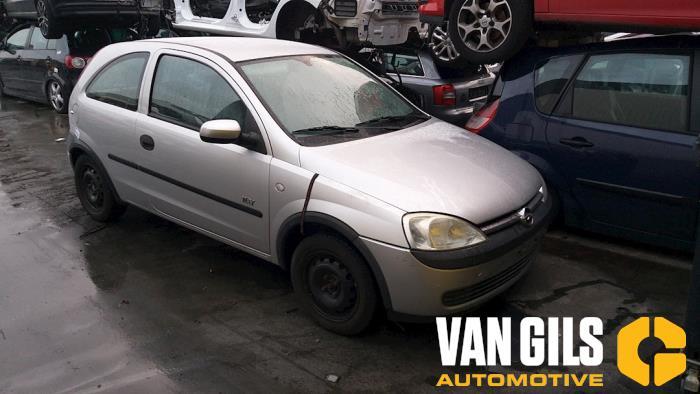 Opel Corsa 2002  Z12XE 5