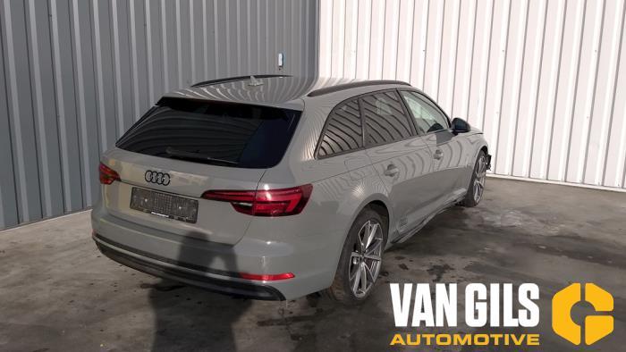Audi A4 15- 2017  CVNA 13