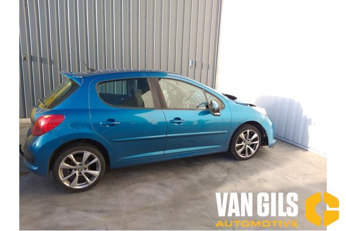 Peugeot 207 06- 2007  NFU 5