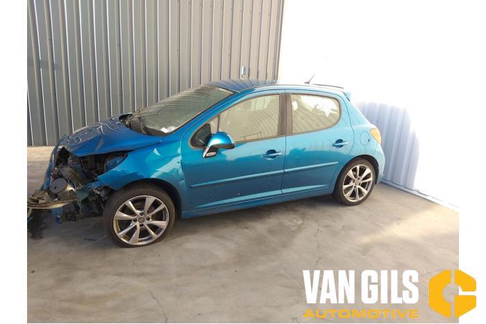 Peugeot 207 06- 2007  NFU 14