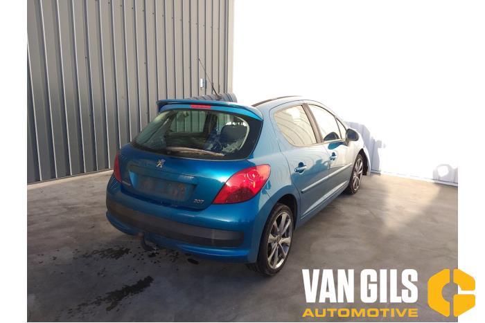 Peugeot 207 06- 2007  NFU 4