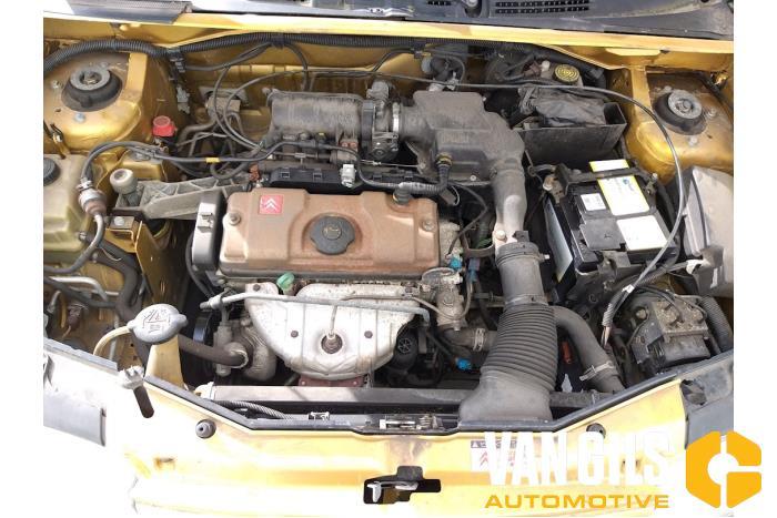Citroen Berlingo 2001  KFW 9