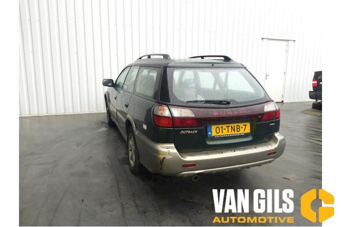 Subaru Legacy 2001  14