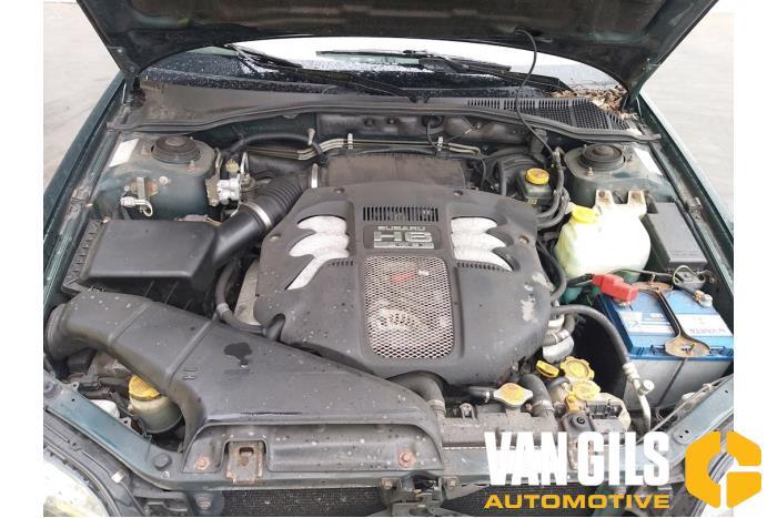 Subaru Legacy 2001  11