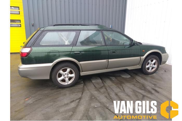 Subaru Legacy 2001  17