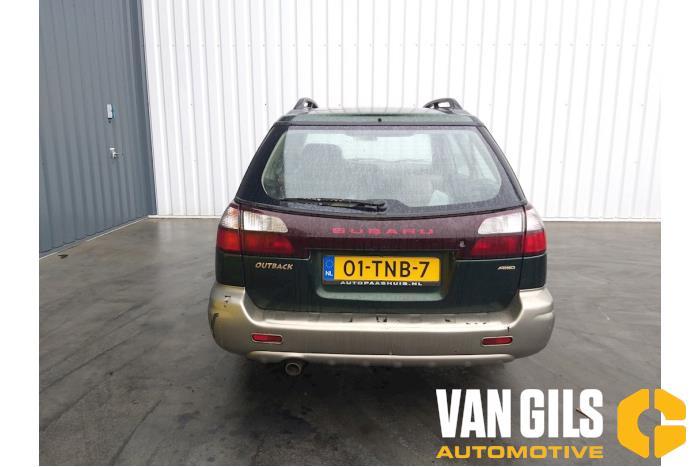 Subaru Legacy 2001  15