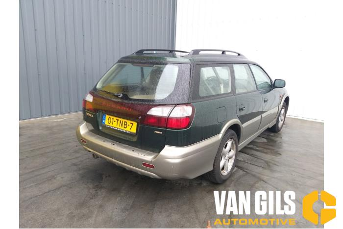 Subaru Legacy 2001  16