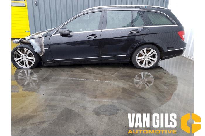 Mercedes C-Klasse 2012  651911 6
