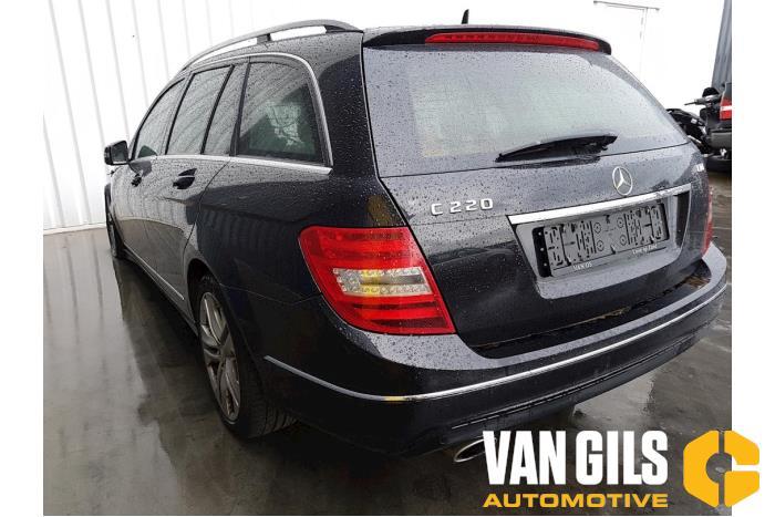 Mercedes C-Klasse 2012  651911 3