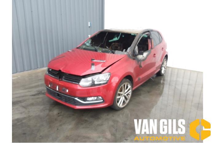 Volkswagen Polo 09- 2016  CHZ 4