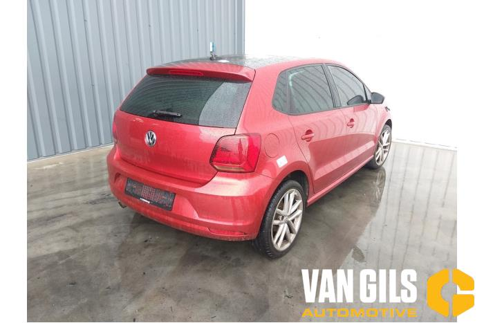 Volkswagen Polo 09- 2016  CHZ 10