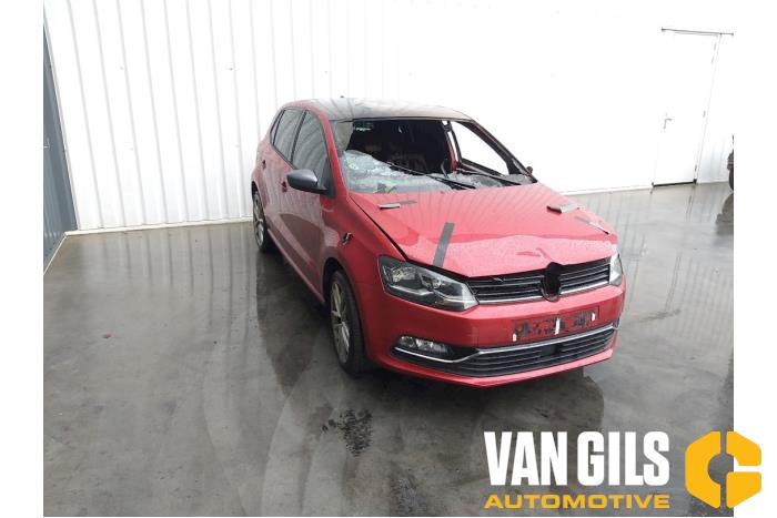 Volkswagen Polo 09- 2016  CHZ 3