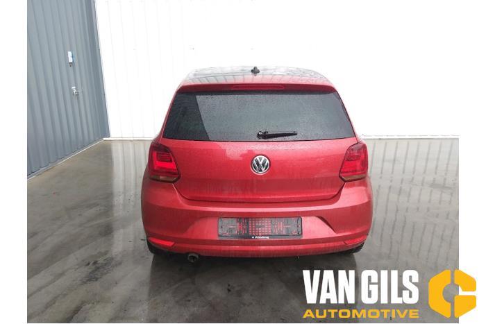 Volkswagen Polo 09- 2016  CHZ 9