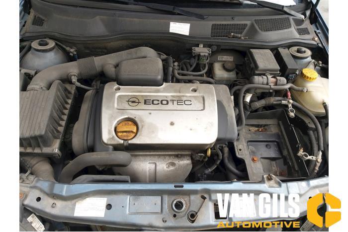Opel Astra 1998  X16XEL 12