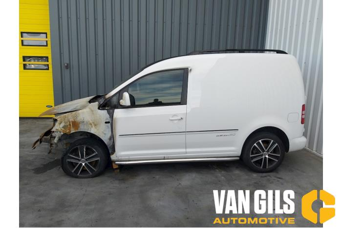 Volkswagen Caddy 2014  CFJ 7
