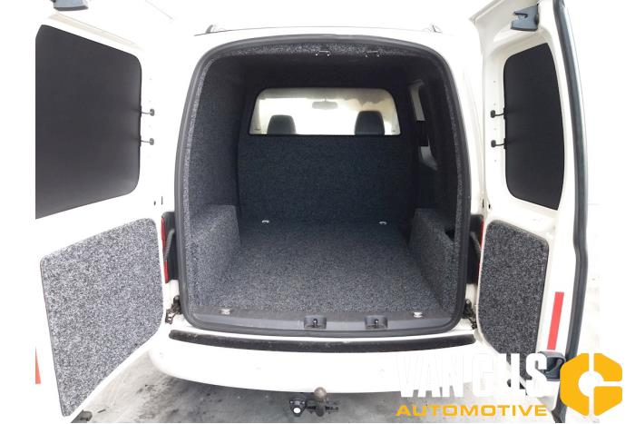 Volkswagen Caddy 2014  CFJ 5