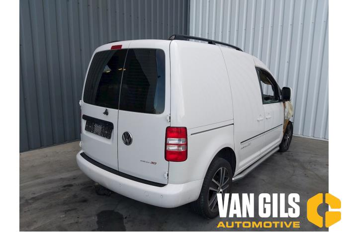 Volkswagen Caddy 2014  CFJ 4