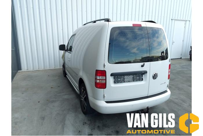 Volkswagen Caddy 2014  CFJ 3