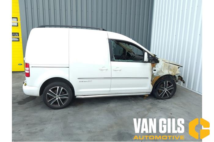 Volkswagen Caddy 2014  CFJ 6