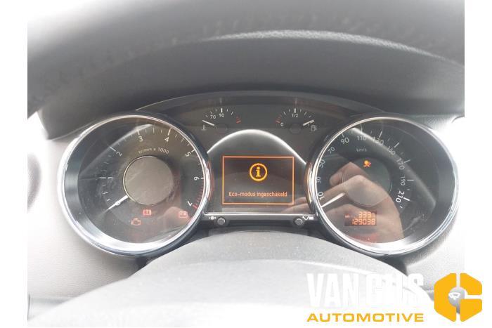 Peugeot 5008 09- 2012  5FV 10