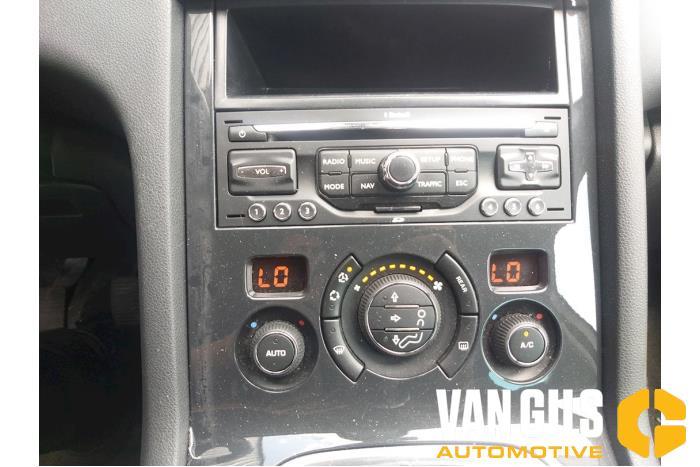 Peugeot 5008 09- 2012  5FV 14