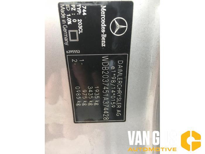 Mercedes C-Klasse 2002  111955 7