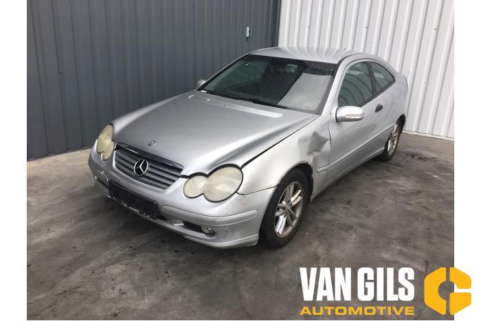 Mercedes C-Klasse 2002  111955 13