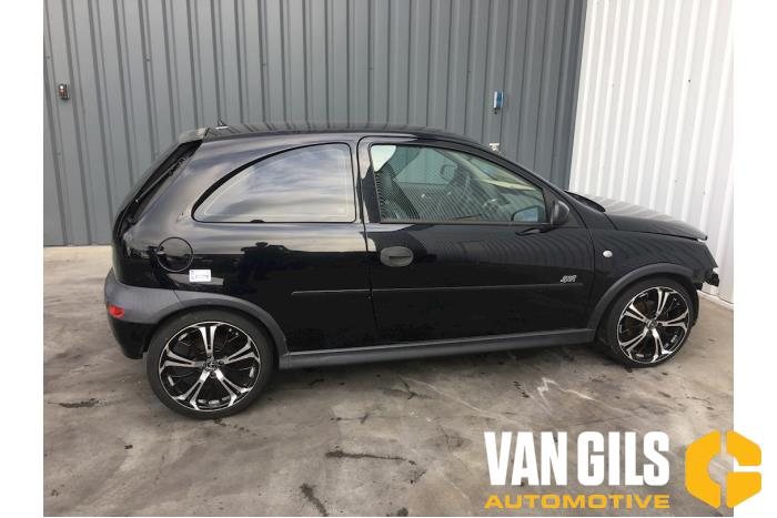 Opel Corsa 2001  Z14XE 5