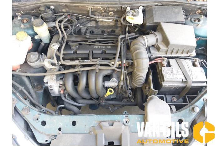 Ford Focus 2002  FYDD 13