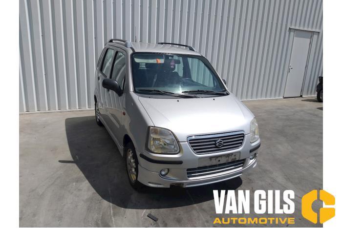 Suzuki Wagon R+ 2002  G13BB 11