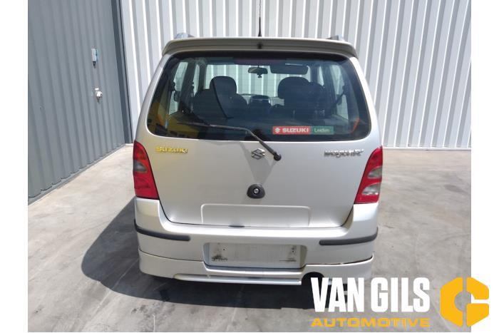 Suzuki Wagon R+ 2002  G13BB 1