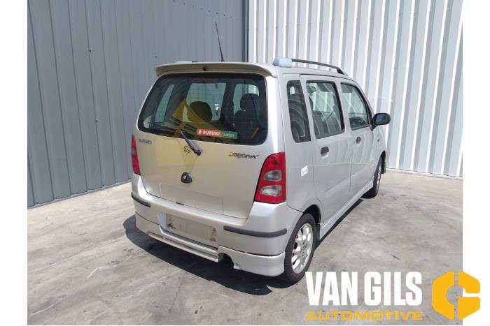 Suzuki Wagon R+ 2002  G13BB 4