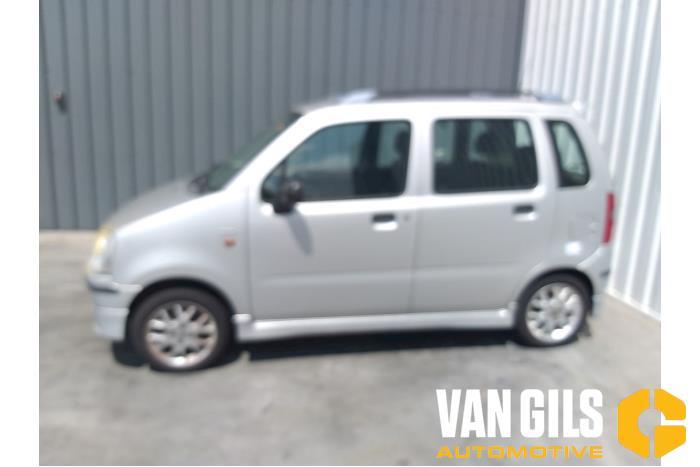 Suzuki Wagon R+ 2002  G13BB 13
