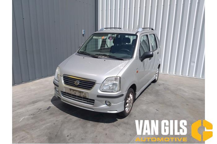 Suzuki Wagon R+ 2002  G13BB 12