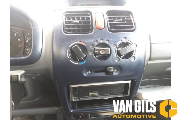 Suzuki Wagon R+ 2002  G13BB 8
