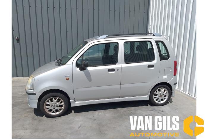 Suzuki Wagon R+ 2002  G13BB 14
