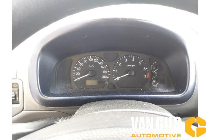 Suzuki Wagon R+ 2002  G13BB 9
