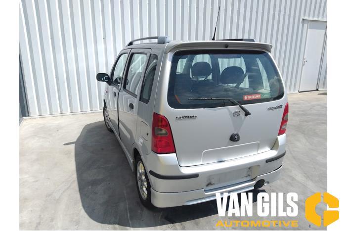 Suzuki Wagon R+ 2002  G13BB 3