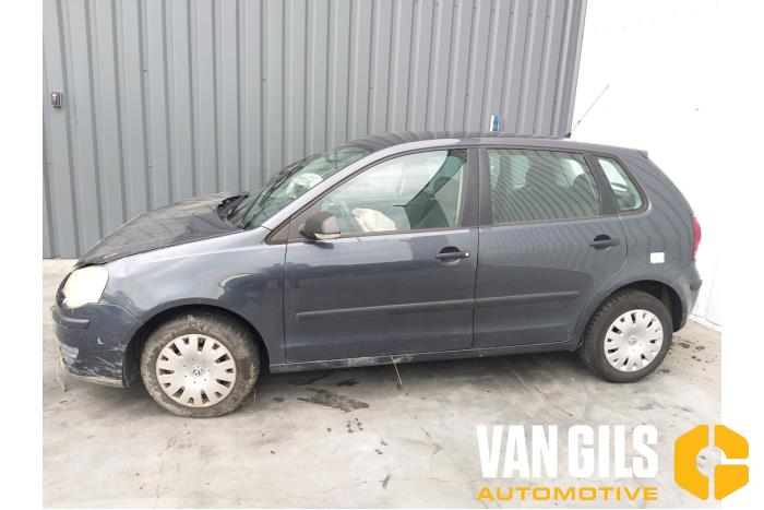 Volkswagen Polo 2005  BMD 13